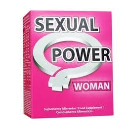 Sexual Power Woman Compridos