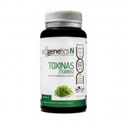Toxinas 60 Cápsulas Ecogenetics