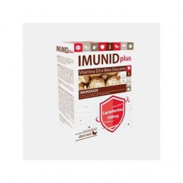 Imunid Plus + Lactoferrina 30 Comprimidos Dietmed