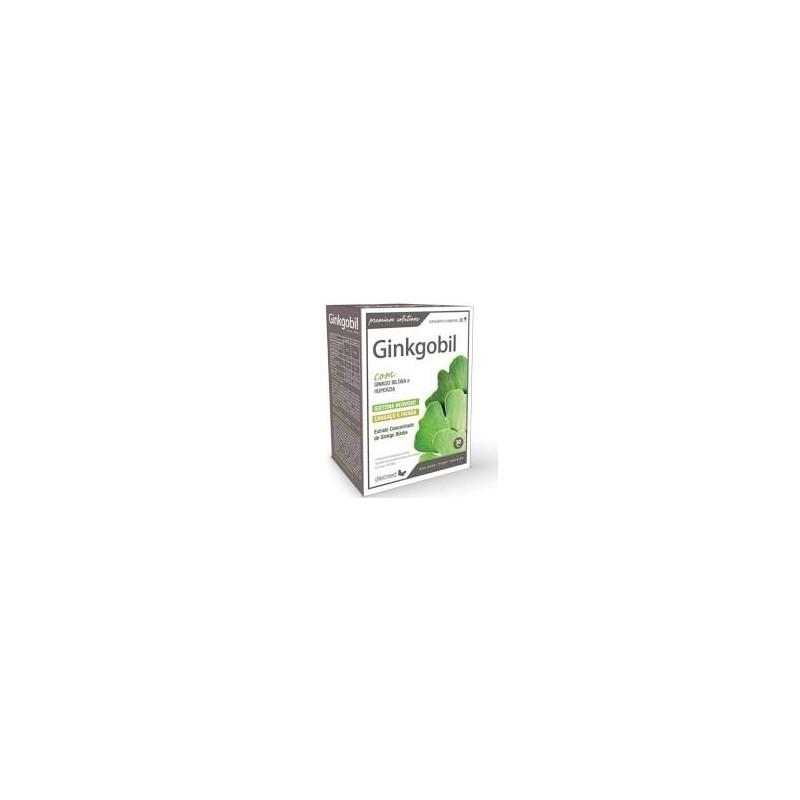 Ginkgobil 60 capsulas Dietmed