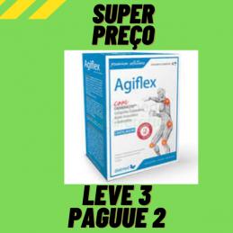 Agiflex 40 Cápsulas - Pague 2 Leve 3