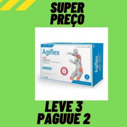 Agiflex 20 ampolas Leve 3 Pague 2 - Dietmed