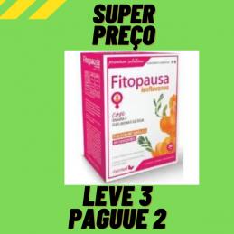 Fitopausa Isoflavonas 60 cápsulas Leve 3 Pague 2 Dietmed