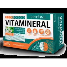 Vitamineral Cerebral 30 Ampolas
