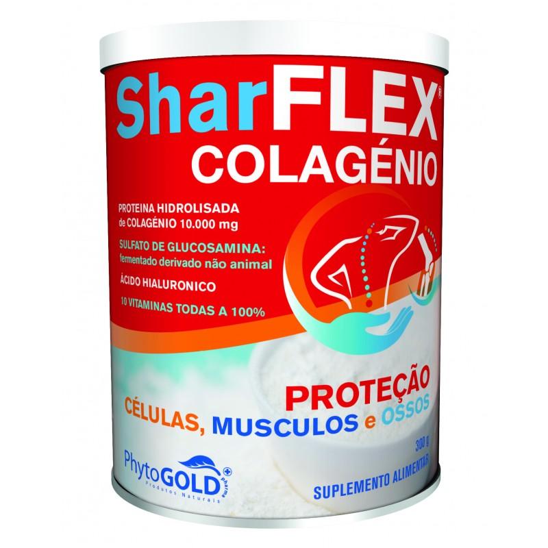 Sharflex Colagénio Proteção lata 300gr
