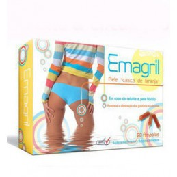 Emagril 20 Ampolas