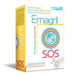 Emagril SOS 12 comprimidos efervescentes