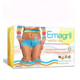 Emagril Ventre Liso 60 capsulas