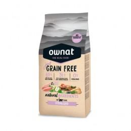 Ownat Just Grain Free Sterilized 1kg