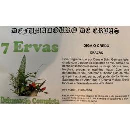 Defumadouro 7 Ervas