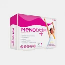 Menobom 500mg 30 capsulas Fharmonat