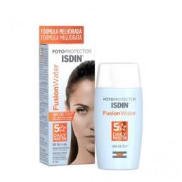 Protetor Solar Isdin Fusion Water SPF50+ 50ml