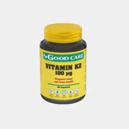 Vitamin K2 100 Ug 60 Capsulas