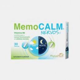 Memocalm Nervos 30 Capsulas