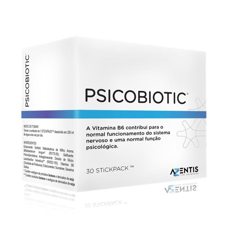Psicobiotic 30 Saquetas