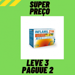 Inflamil Zym 60 Comprimidos Leve 3 Pague 2 Dietmed