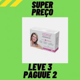 Otima Menopausa 60 capsulas Leve 3 Pague 2