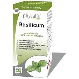Oleo Essencial Basilico Physalis