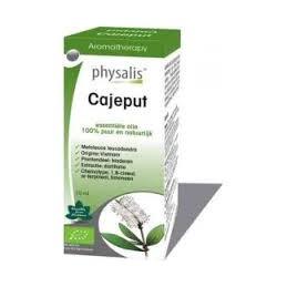 Oleo Essencial Cajupt Physalis
