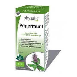 Oleo Essencial Hortela Pimenta Physalis