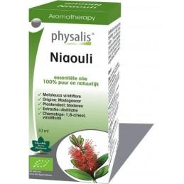 Oleo Essencial Niaouli Physalis