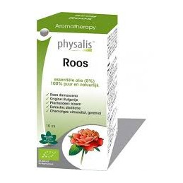 Oleo Essencial Rosa Physalis