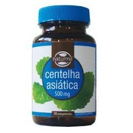 Centelha Asiatica 500 mg 90 comprimidos