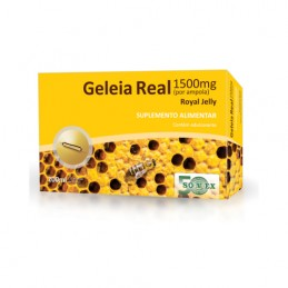 Geleia Real 1500 mg Ampolas