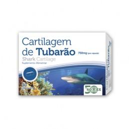 Cartilagem Tubarao 750 mg Sovex
