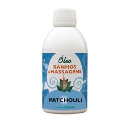 Oleo Banho e Massagem Patchouly