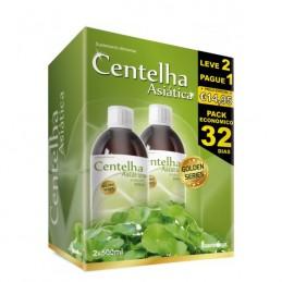 Centelha Asiatica Pack 2 Unidades