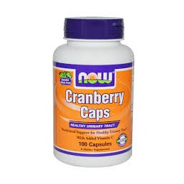Cranberry Concentrate 100 Capsulas NOW
