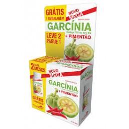 Pack Garcinia + Pimentao