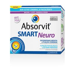 Absorvit Smart Neuro 30 Ampolas