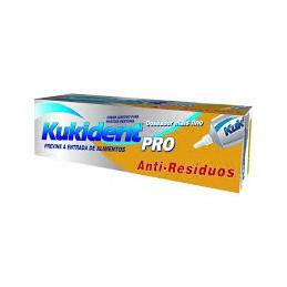 Kukident Pro Anti Residuos 40 Grs