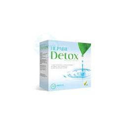 Hepabil Detox 10 Ampolas
