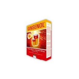 Ginsenol 20 ampolas