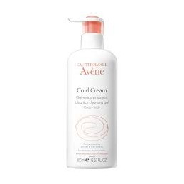Avene Cold Cream Gel Limpeza
