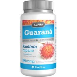 Alpha Guaraná 1050mg 100 comprimidos