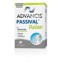 Advancis Passival Relax 30 Comrimidos
