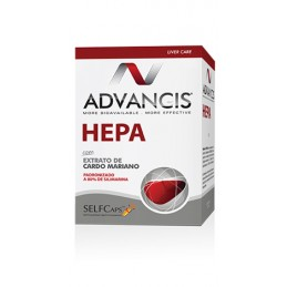 Advancis Hepa 60 Capsulas