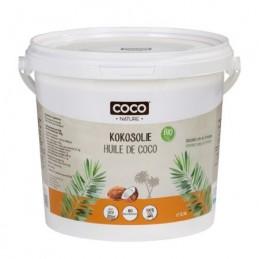 Oleo de Coco Desodorizado Bio 1000 ml