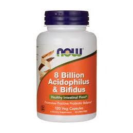 8 Billion Acidophilus & Bifidus