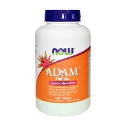 Adam Mens Multivitamin 90 capsulas Now