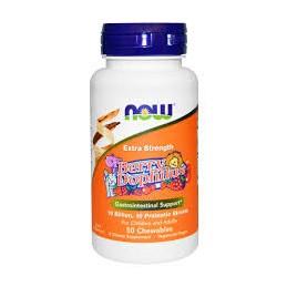 Berry Dophilus 60 comprimidos mastigaveis Now