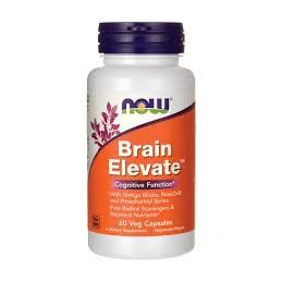 Brain Elevate 60 Capsulas Now