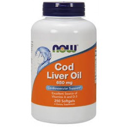 Cod Liver Oil Now