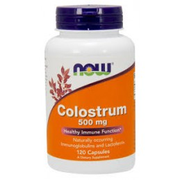 Colostrum 120 Capsulas Now