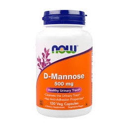 D Mannose 500mg Now