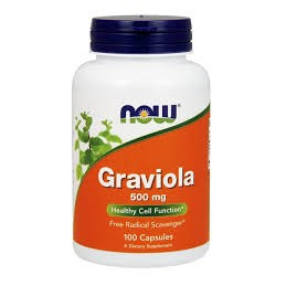 Graviola 500mg Now